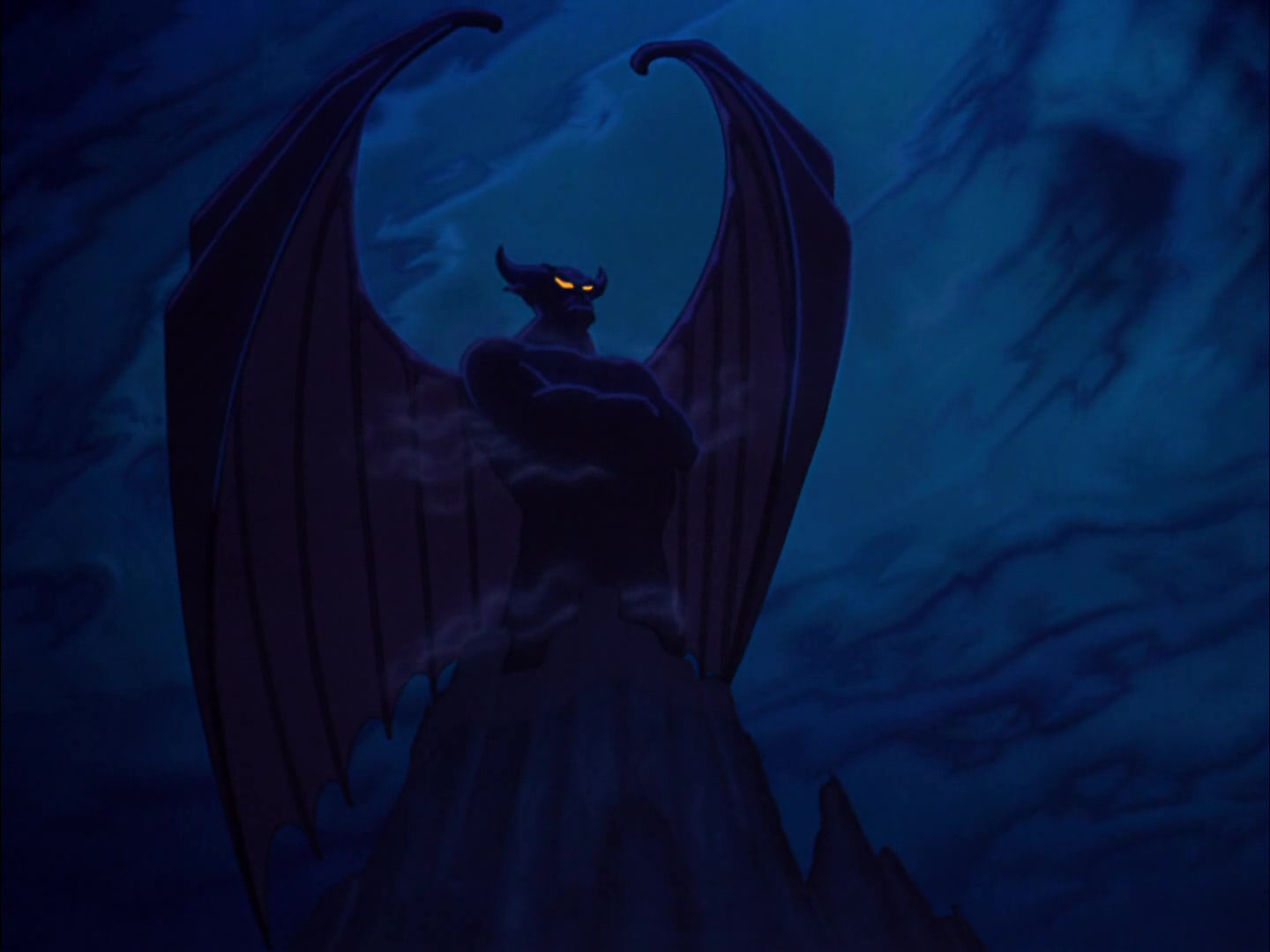 Fantasia Bald Mountain Chernobog