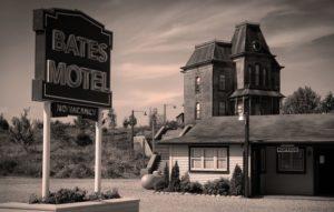 Bates Motel Psycho