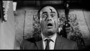 Milton Arbogast Psycho