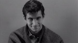 Norman Bates Smile Psycho