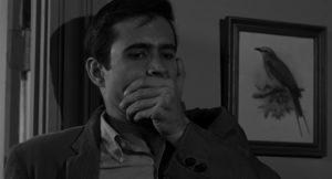 Norman Bates Shocked