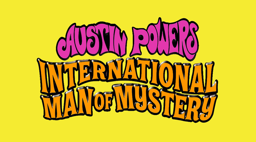 Austin Powers Title