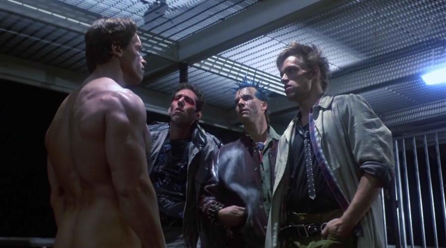 Terminator Clothes