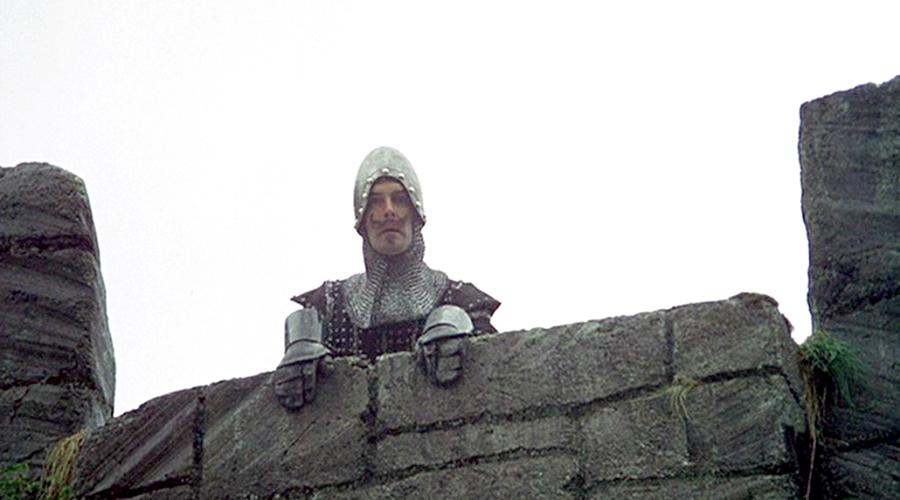 Frenchman Monty Python