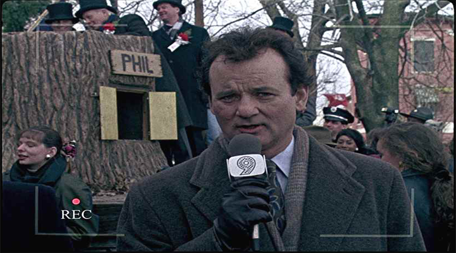 Groundhog Day Broadcast