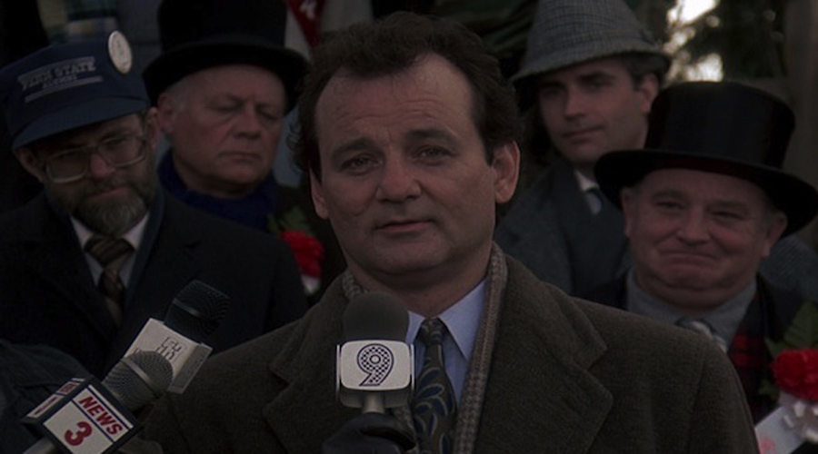 Groundhog Day Final Day