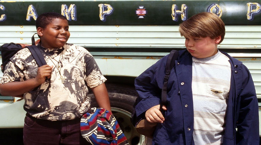 Heavyweights Gerald and Roy
