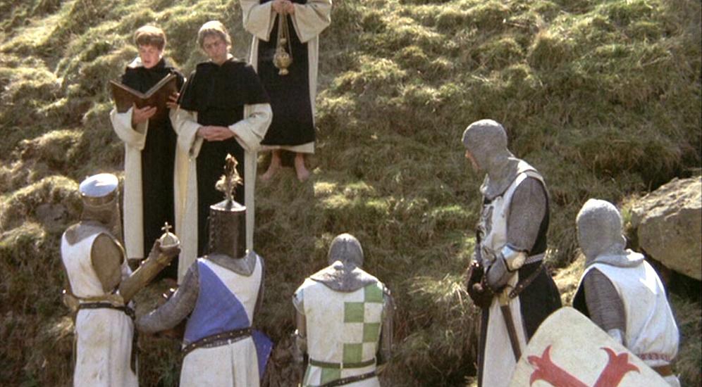 Holy Hand Grenade Monty Python