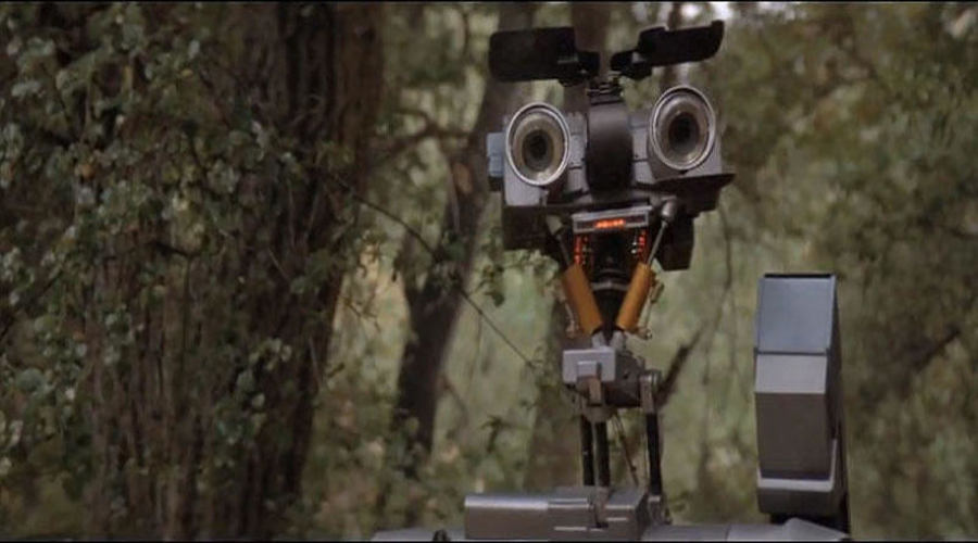 Short Circuit Johnny 5