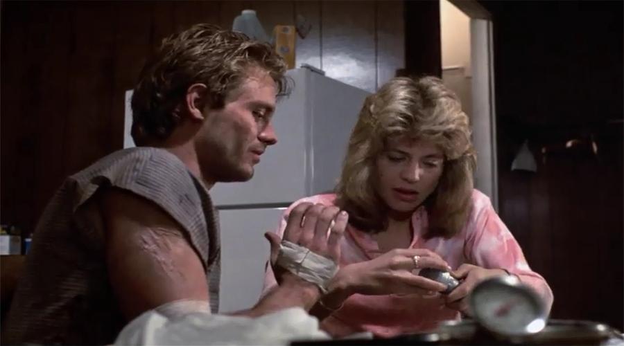The Terminator Kyle and Sarah