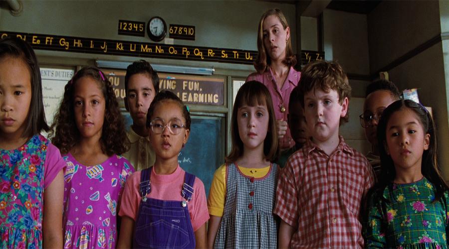 Matilda Classroom