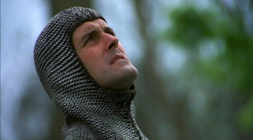 Sir Lancelot Monty Python