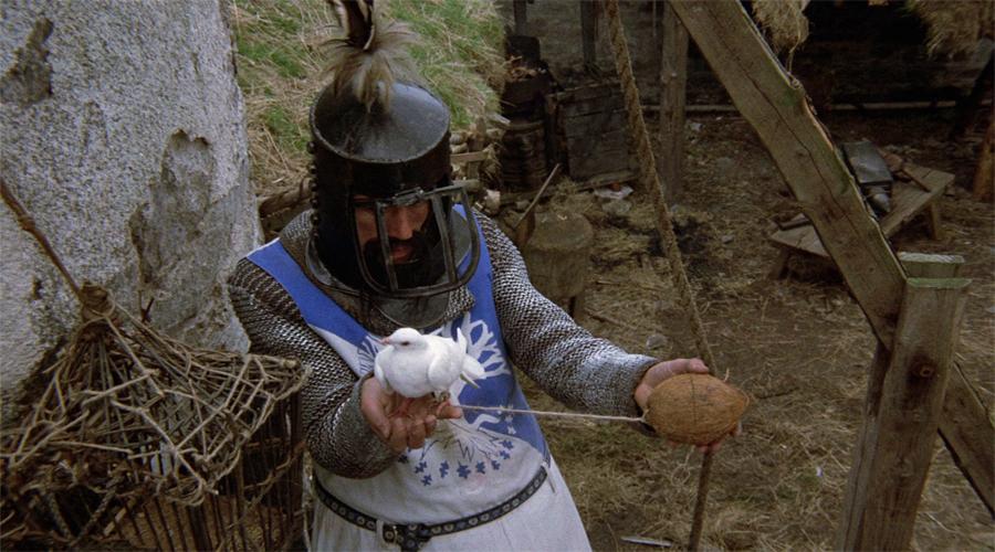 Swallow Monty Python