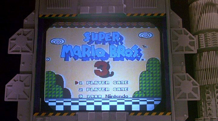 The Wizard Super Mario Bros 3