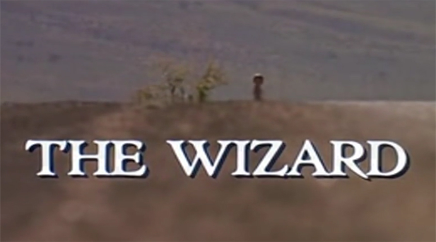 The Wizard Title