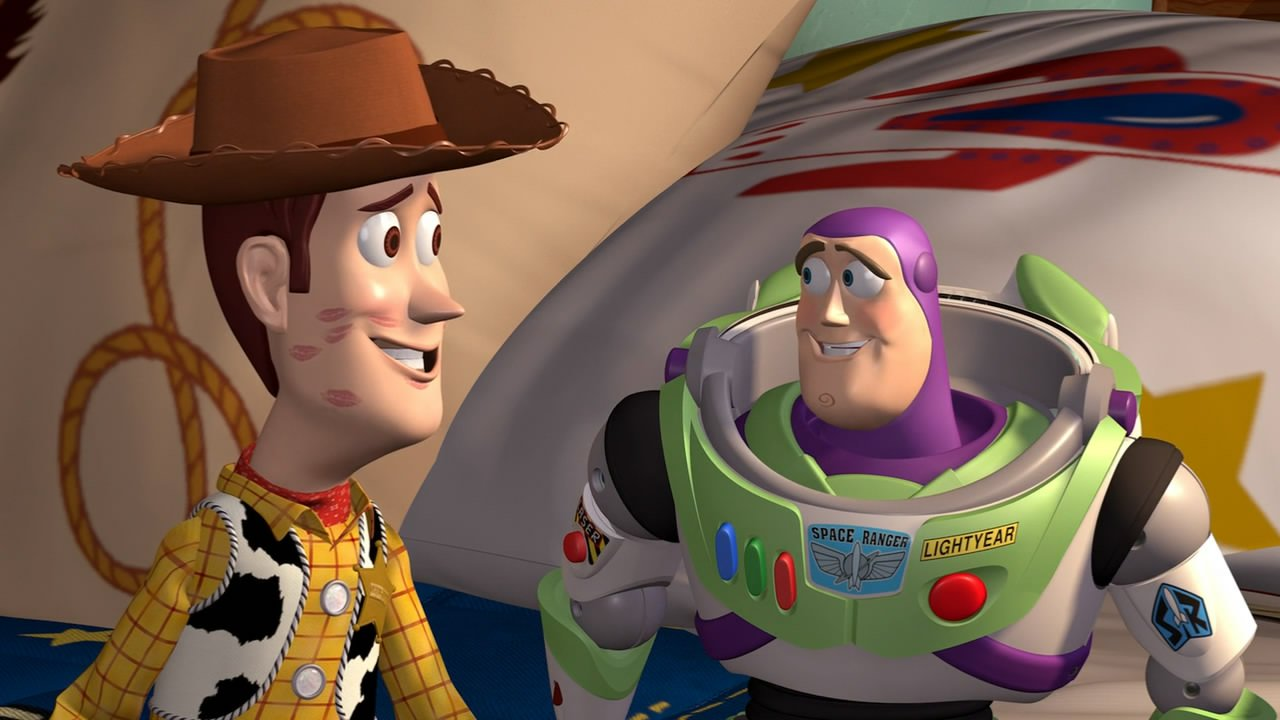 Toy Story Ending