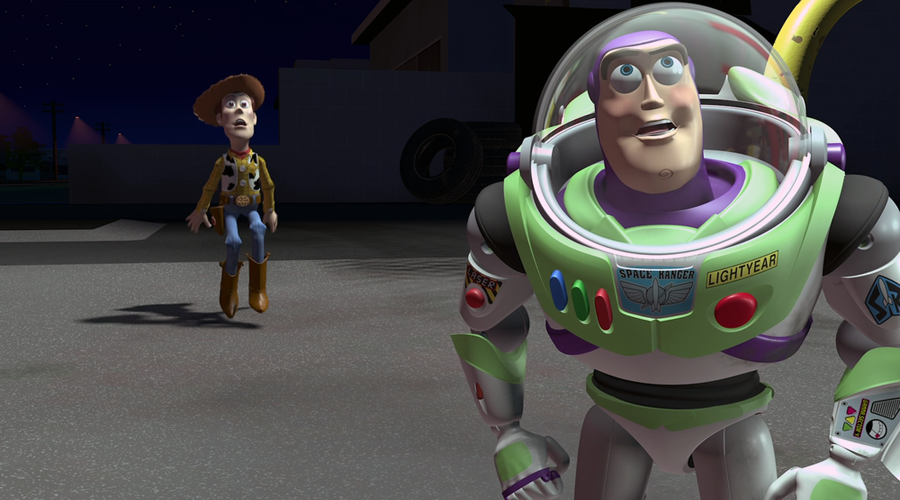 Toy Story Lost