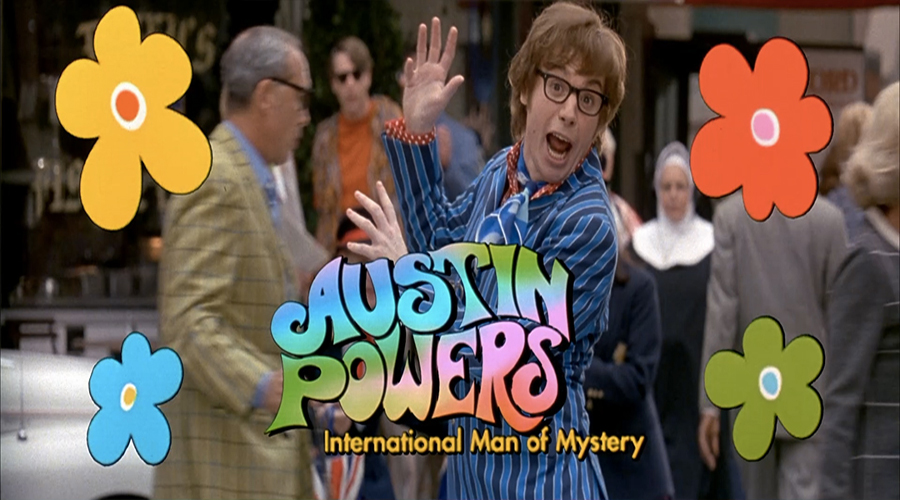 Austin Powers Main Title